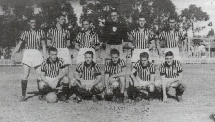 São Caetano EC - 1948