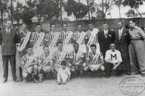 São Caetano EC - 1950