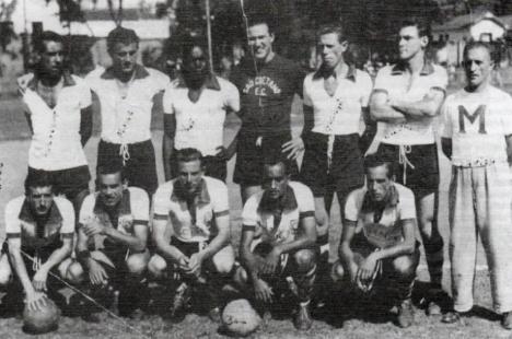 São Caetano EC - 1952