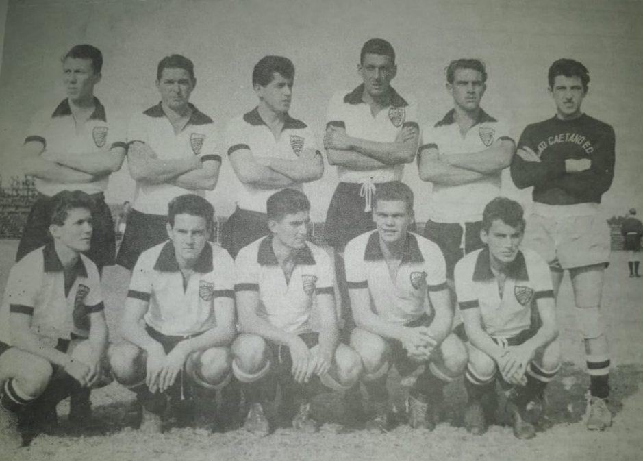 São Caetano EC 1958