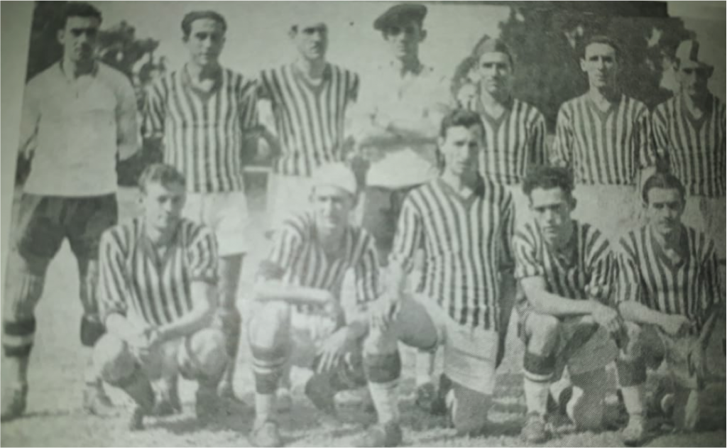São Caetano EC - 1936
