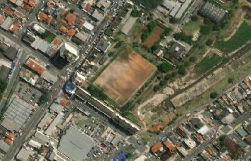 Estádio do Grêmio Taboão - SBC