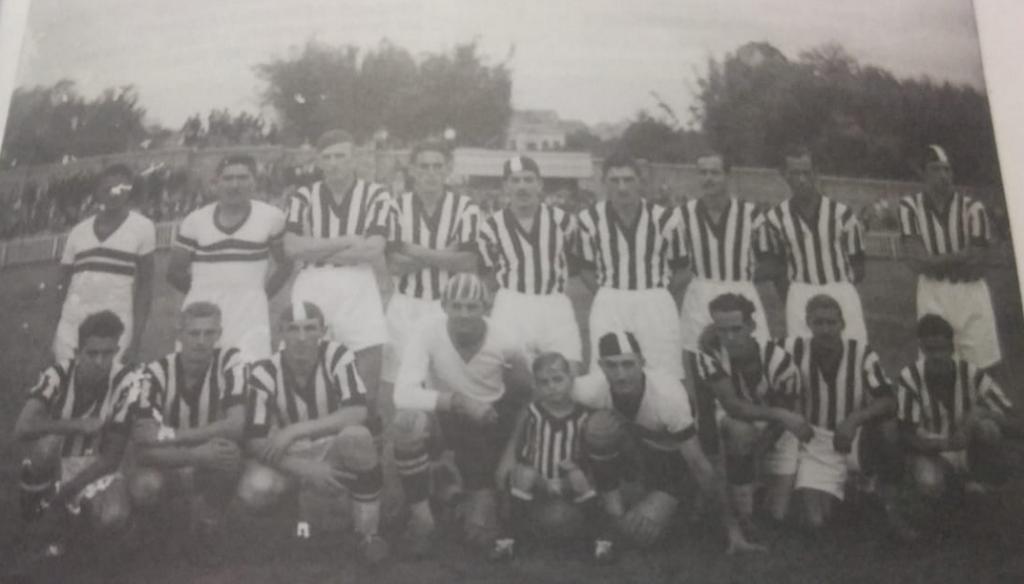 São Caetano EC - 1934