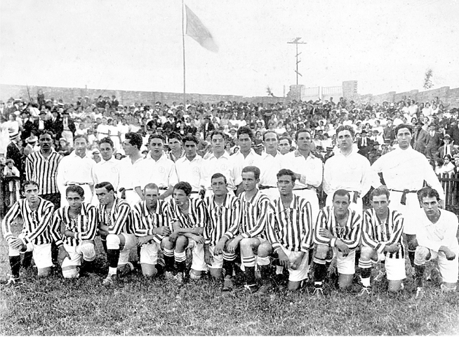 Estádio Brás Cubas - Santo André - Primeiro de Maio FC