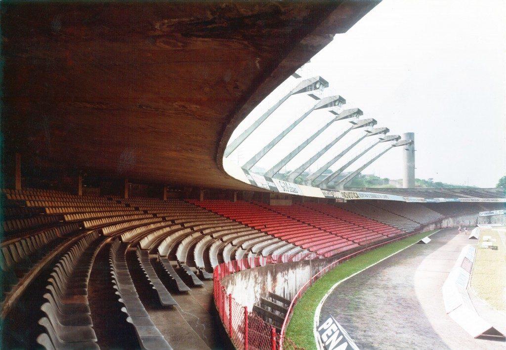 Estádio Bruno José Daniel - EC Santo André