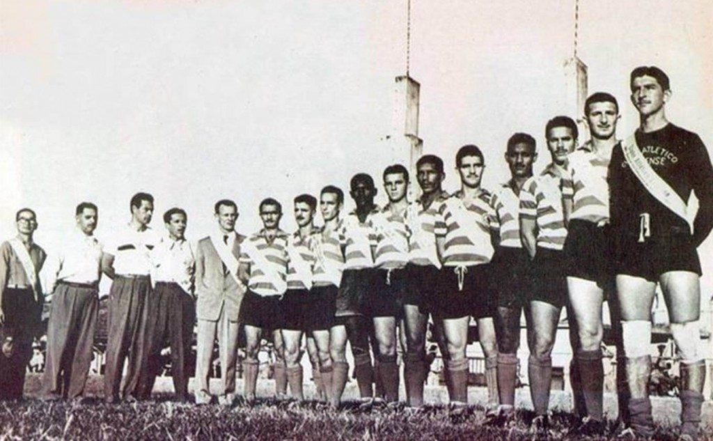 CA Linense 1952 - Campeão