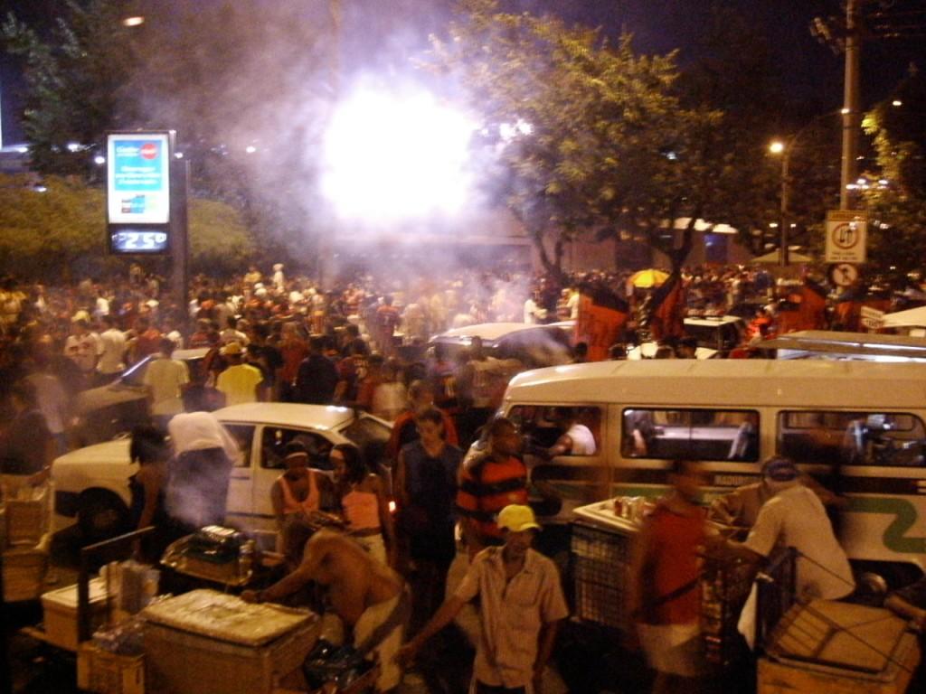 Santo André x Flamengo - Copa do Brasil 2004 - Maracanã - RJ
