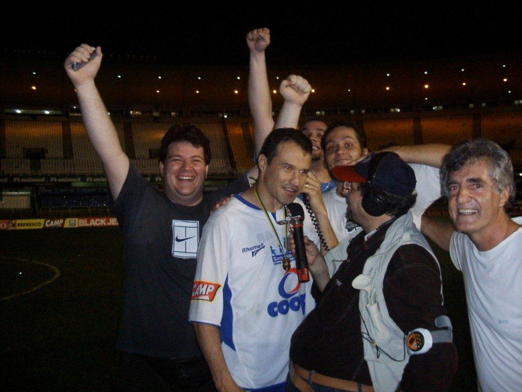 Flamengo 0x2 Santo André - Copa do Brasil 2004