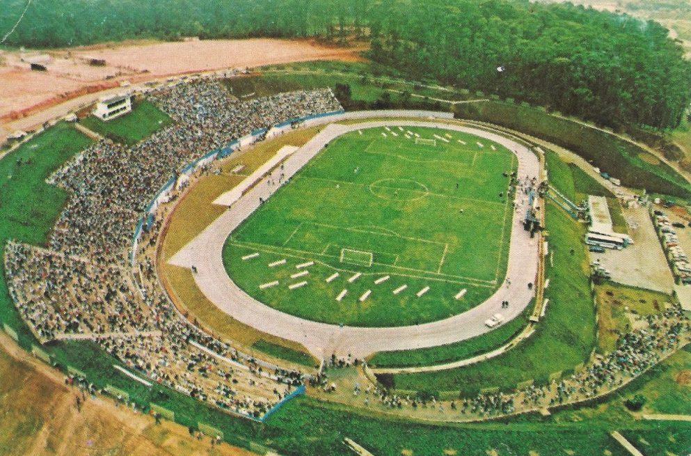 Estádio Alberto Benedetti - Mauá