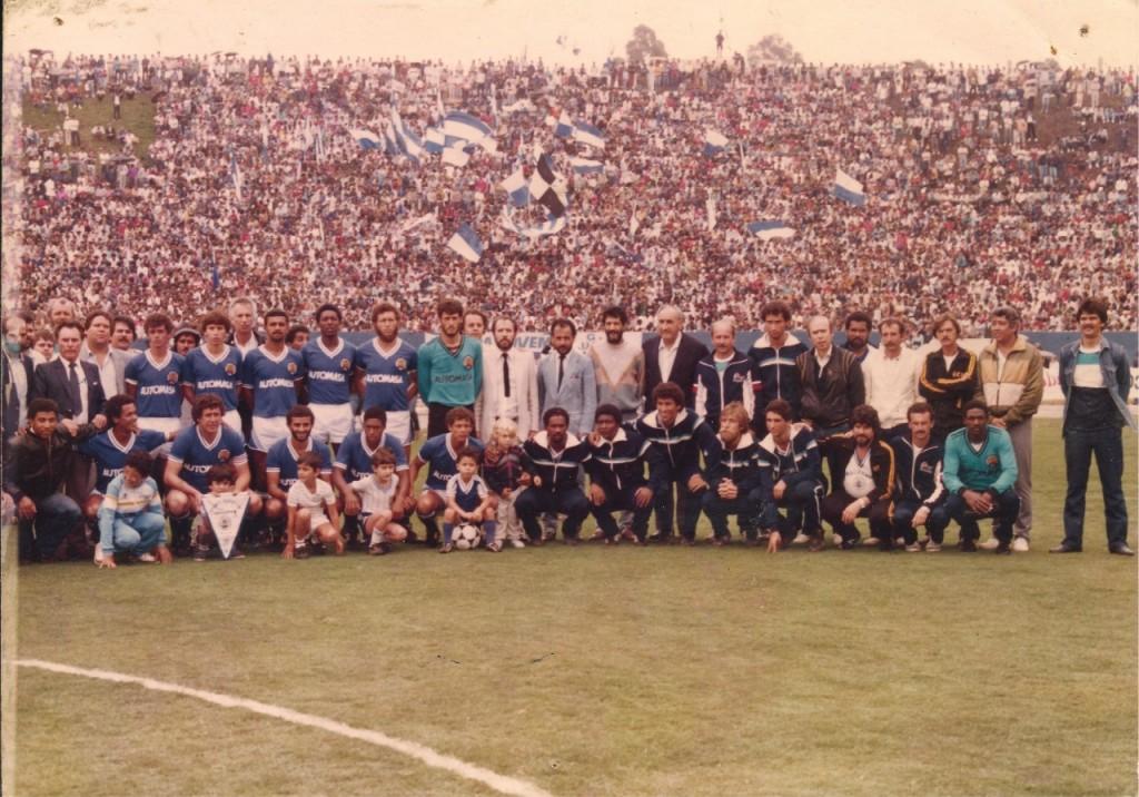 Grêmio Mauaense 1x2 São Paulo FC