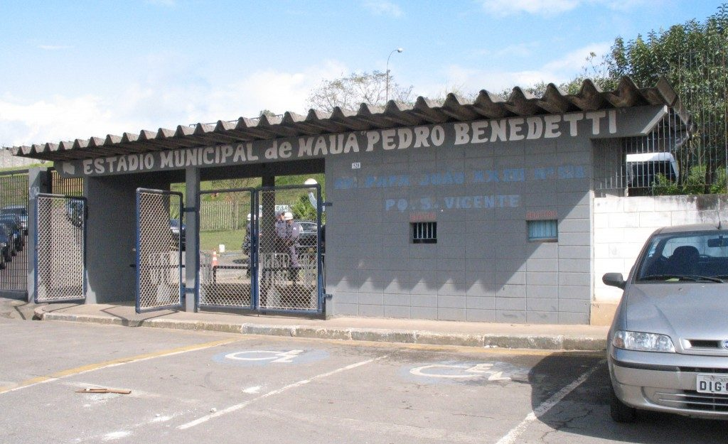Estádio Municipal de Mauá - Pedro Benedetti