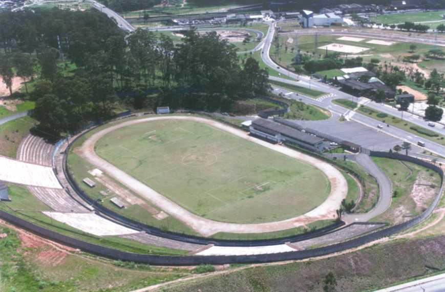 Estádio Municipal Pedro Benedetti - Mauá