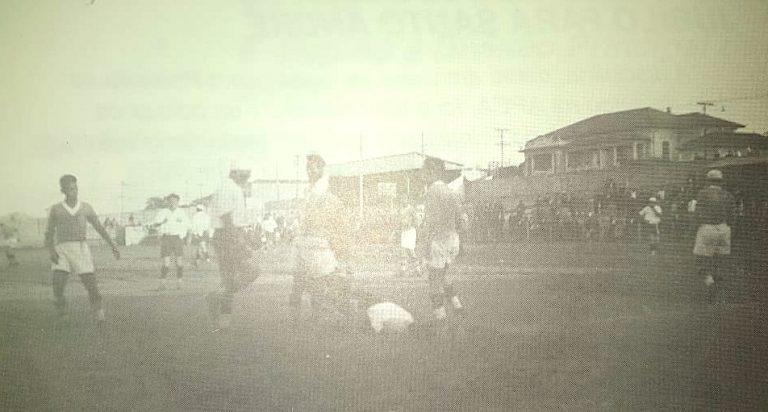 Estádio da Rua Brás Cubas - Santo André