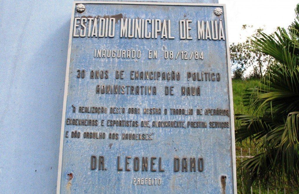 Estádio Municipal de Mauá