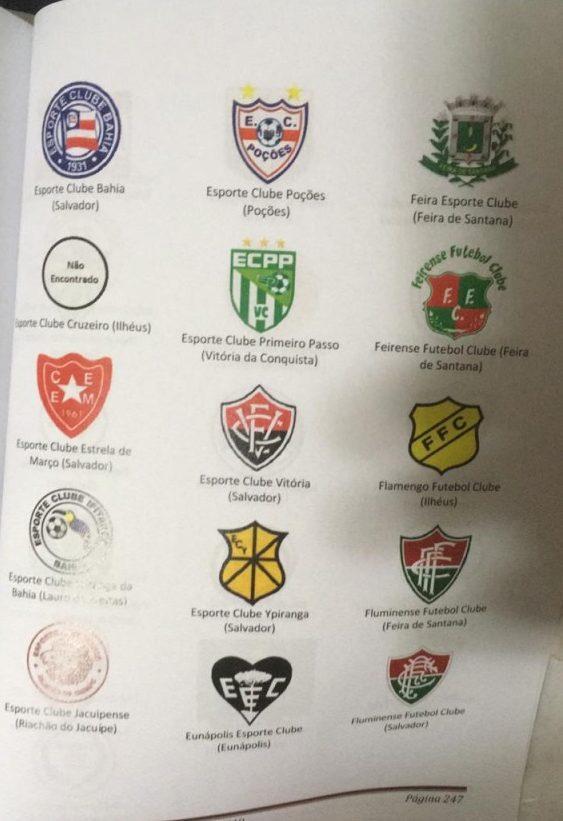 Livro História do Futebol Baiano (1905 - 2019)