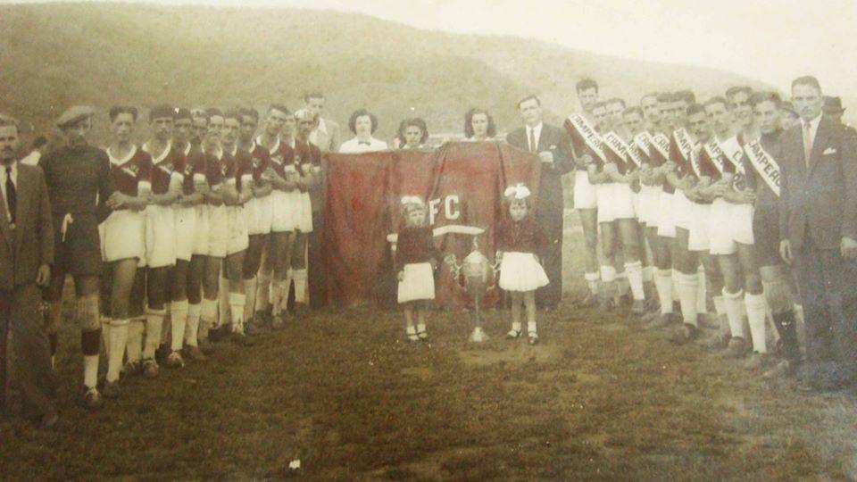 Independente FC - Mauá - início dos anos 60