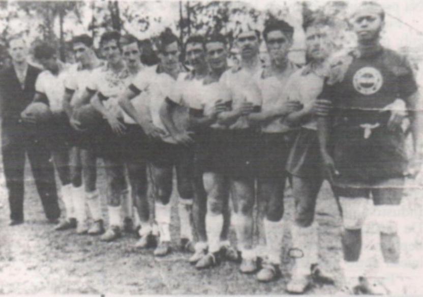 AA Industrial - Mauá - 1950