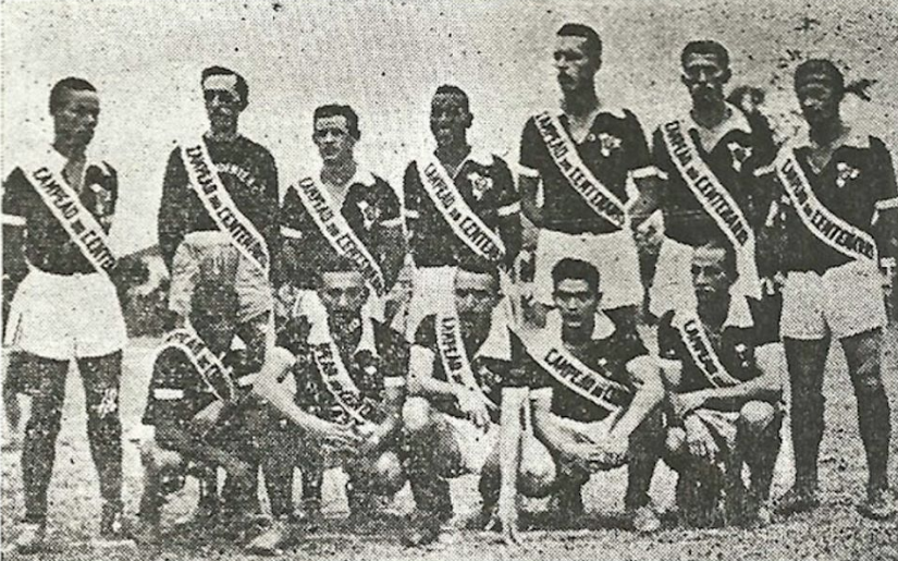 Independente FC - Mauá -1953