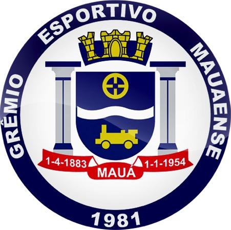 Distintivo do Grêmio Esportivo Mauaense