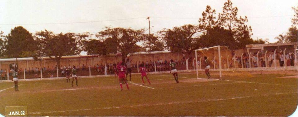 EC Monte Mor 2x2 Cruzeiro - série A3 - 1980