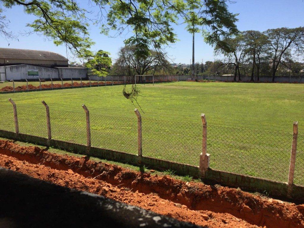 Estádio Municipal José Maria de Freitas Guimarães - EC Monte Mor - Monte Mor