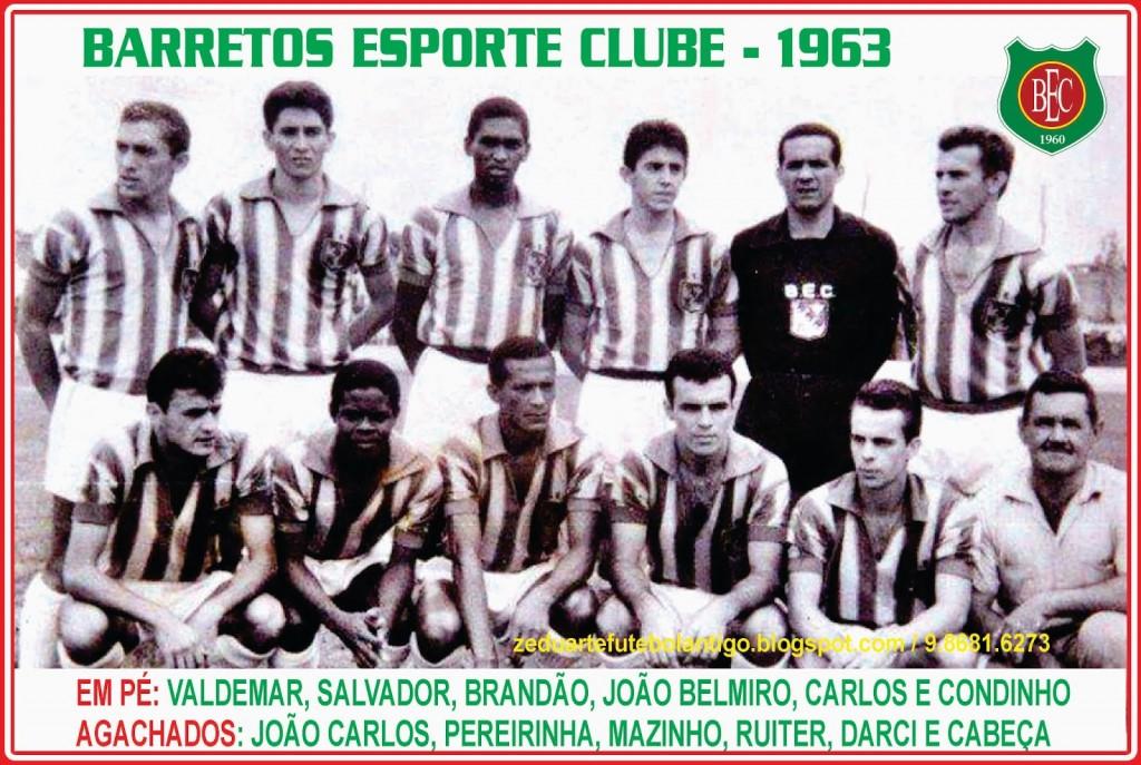 Barretos EC 1963