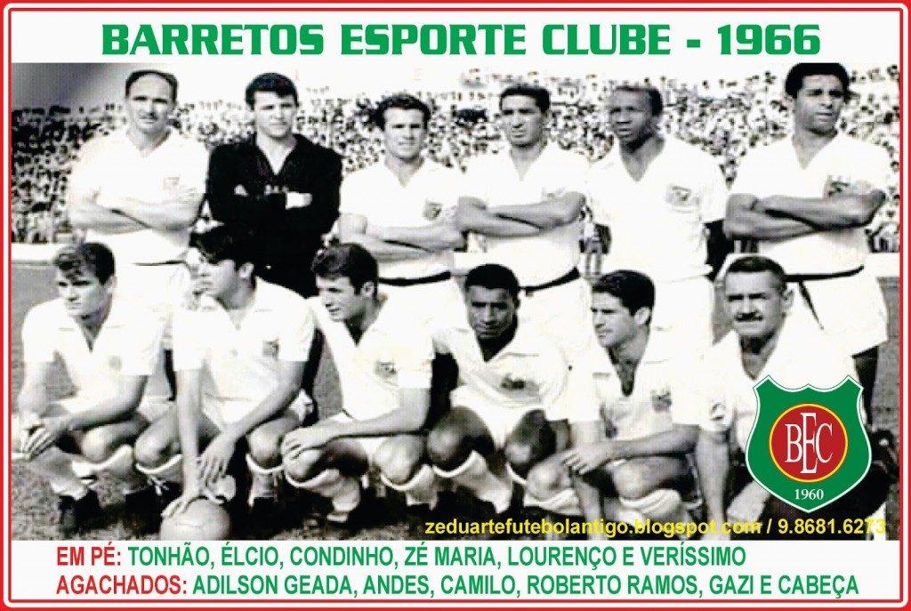 Barretos EC 1966