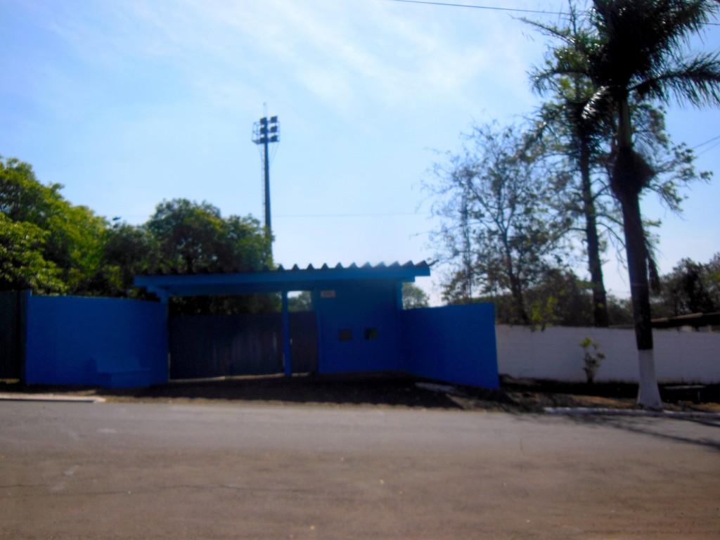 Estádio Municipal Rafard