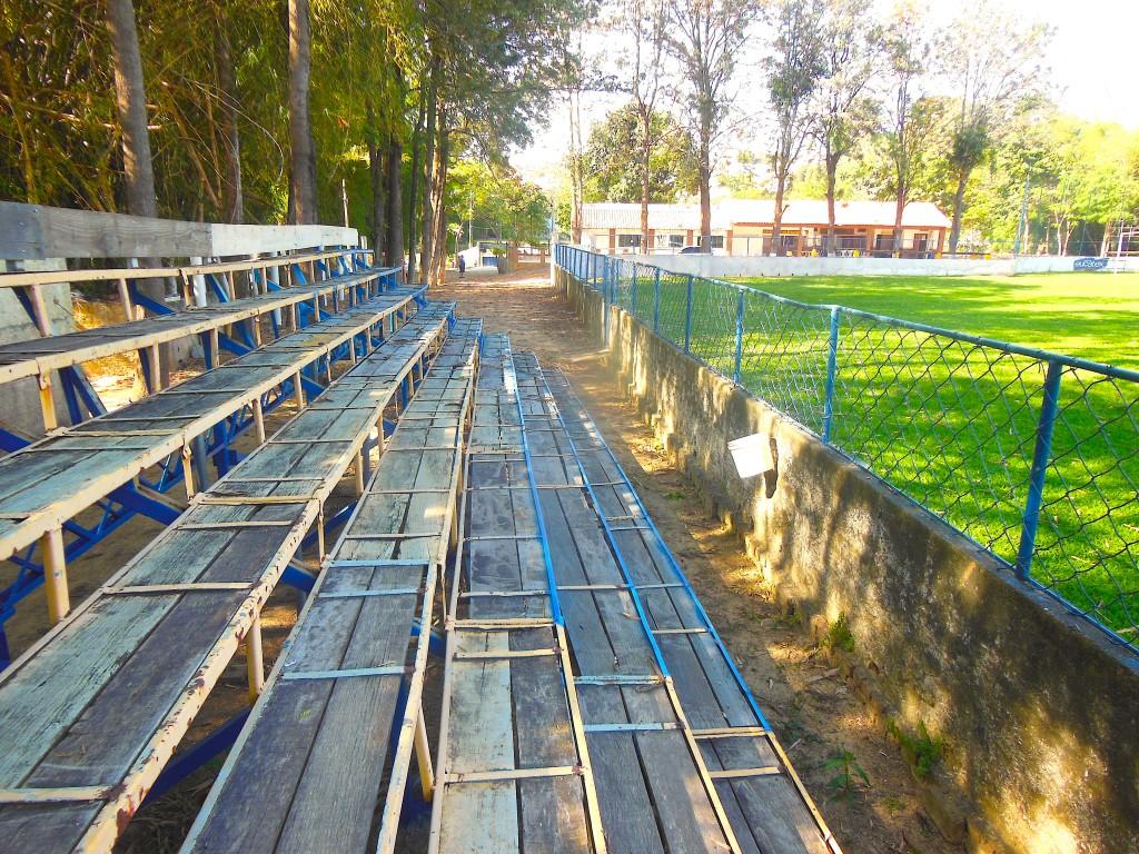 Estádio Luiz Milanez - Ilha Grande - Associação Atlética Avenida