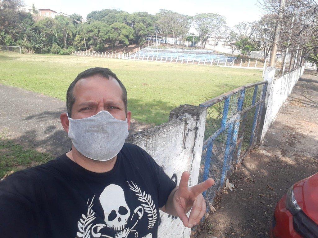 Parque Esportivo Sarkis Salamane - Campo do Náutico -Rua Otoniel Mota, 728 – Jd Leonor - Campinas