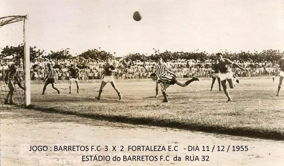 Estádio da Rua 32 - Barretos