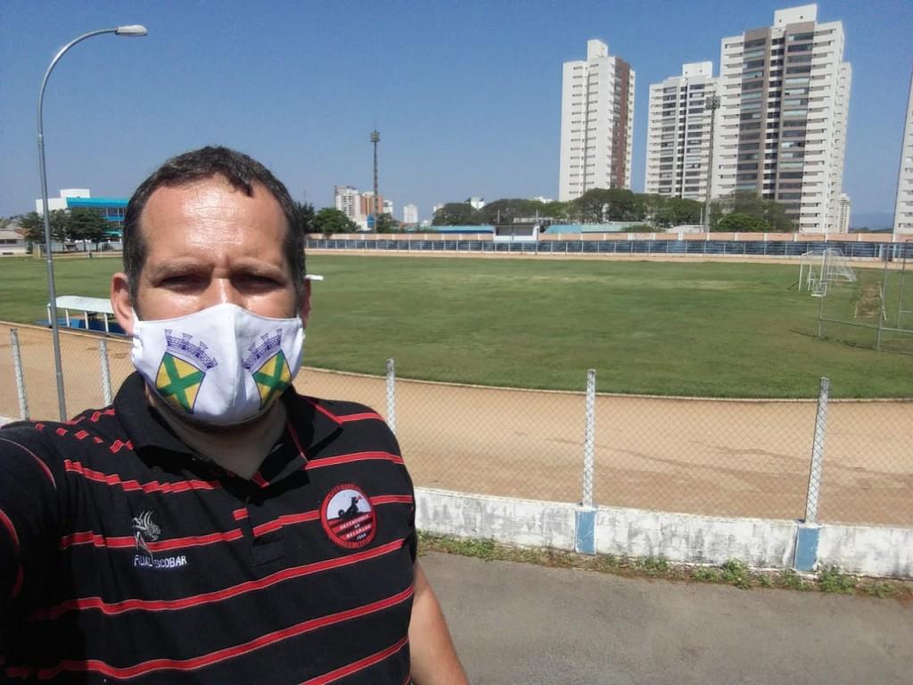 Estádio Municipal Félix Guisard - Campo da CTI - Taubaté