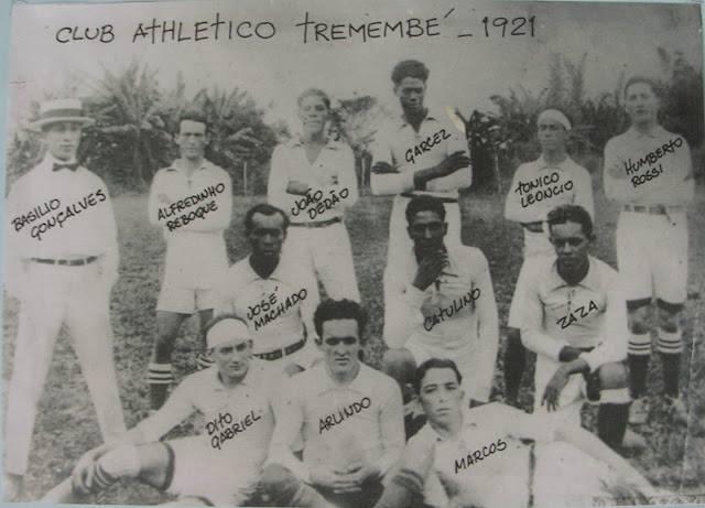 Clube Atlético Tremembé 1921
