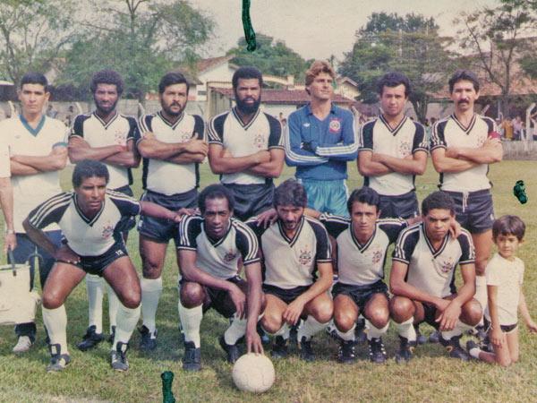 Corinthians de Pindamonhangaba 1982