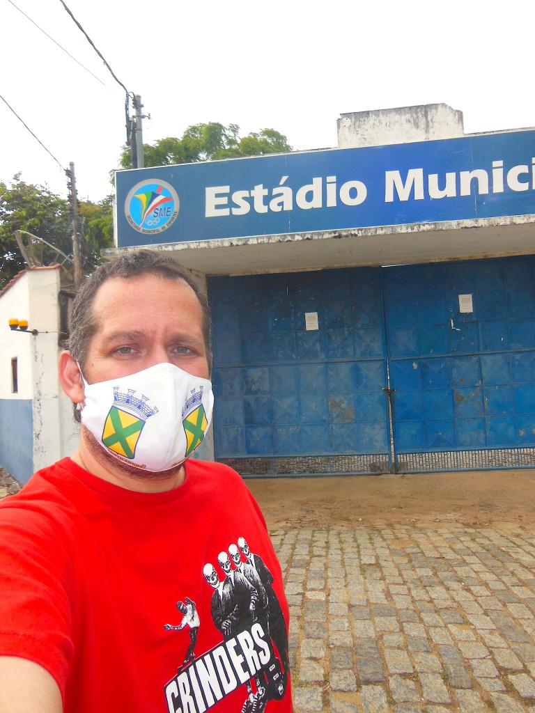 Estádio Municipal de Passa Quatro - MG
