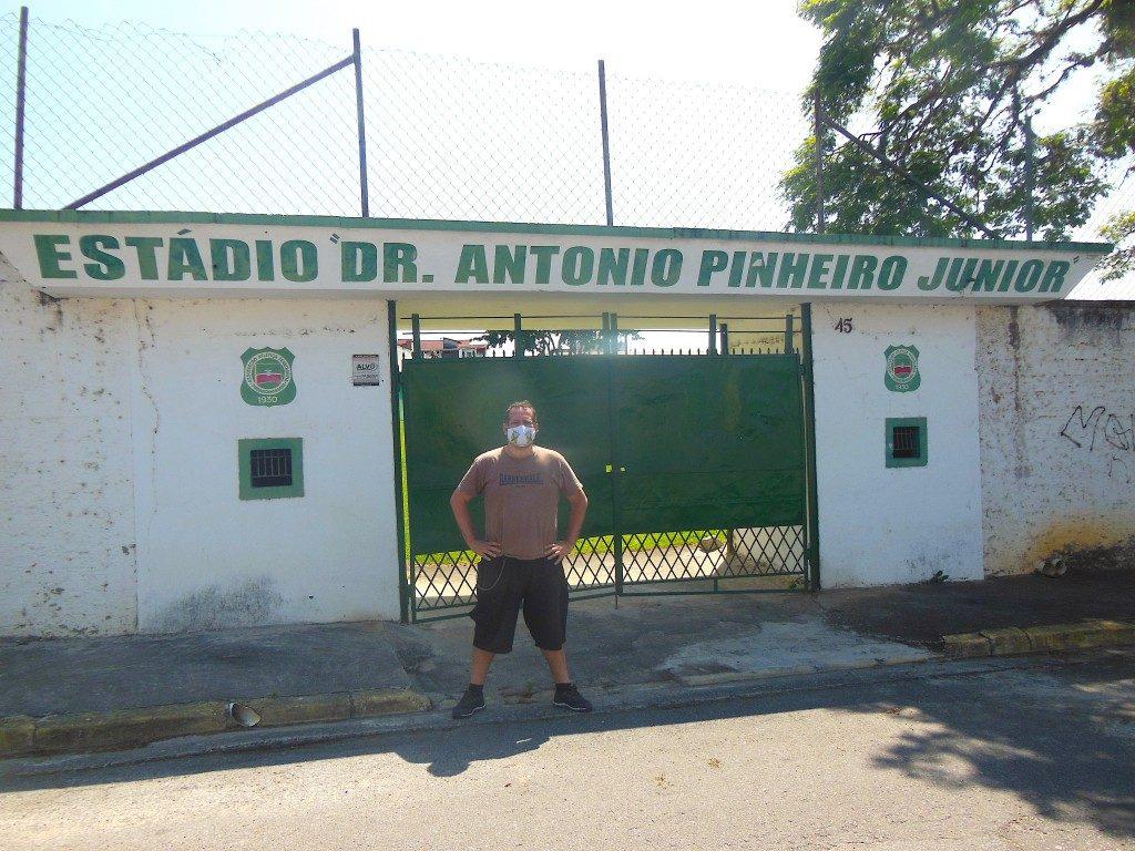 Estádio Dr. Antonio Pinheiro Junior - Pindamonhangaba