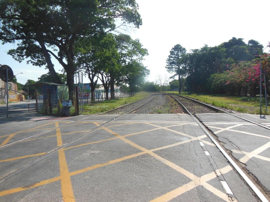 Ferrovia - Pindamonhangaba