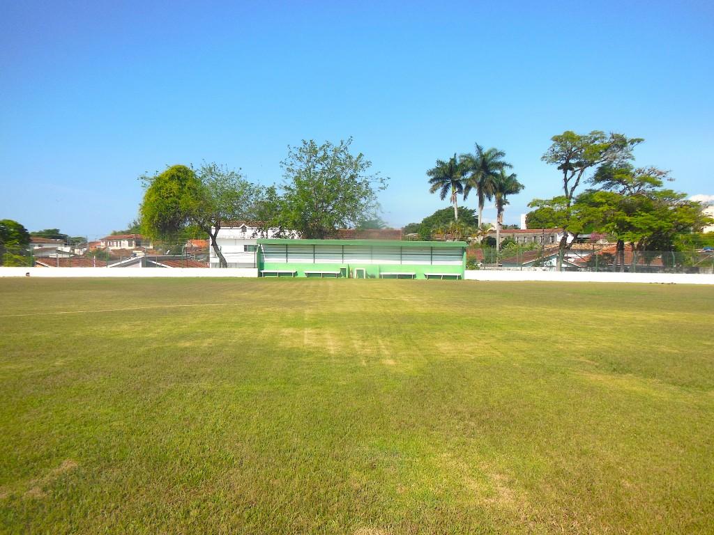 Estádio Dr. Antonio Pinheiro Júnior - Ferroviária de Pindamonhangaba