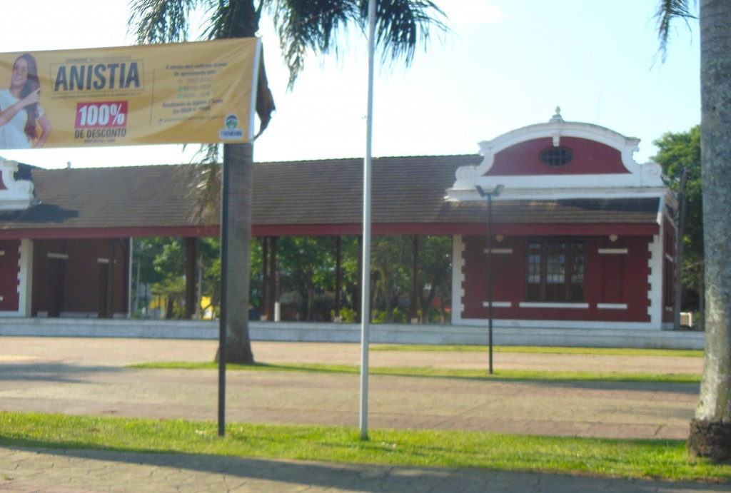 Estação de trem - Tremembé
