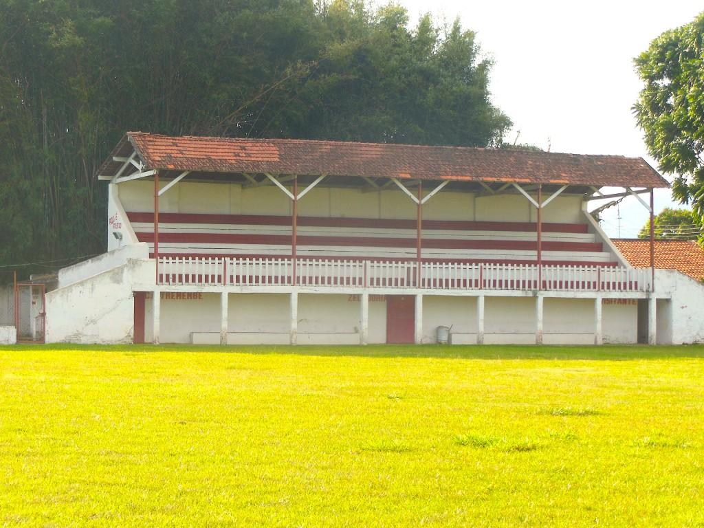Estádio Américo Teixeira Pombo - Clube Atlético de Tremembé