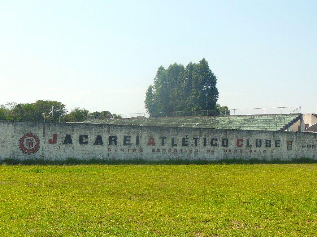 Estádio Stavros Papadopoulos - Jacareí Atlético Clube