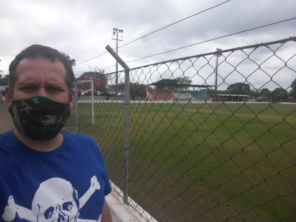Estádio Municipal Massud Coury - AA Riopedrense - Rio das Pedras