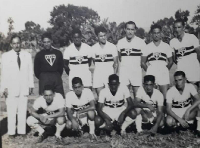 São Paulo FC de Pindamonhangaba de 1951