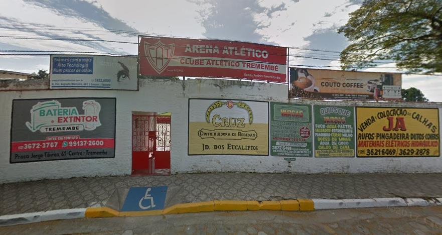 Estádio Clube Atlético TRemembé