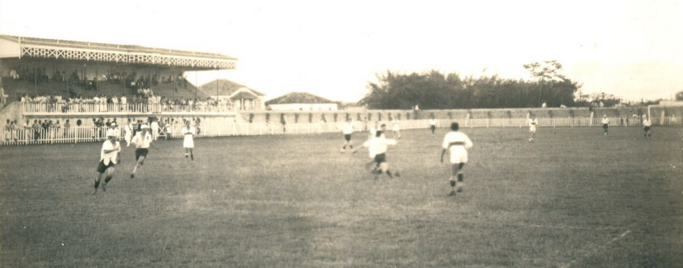 Estadio do Esperança FC - Jacareí