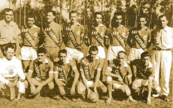 A Riopedrense - 1954