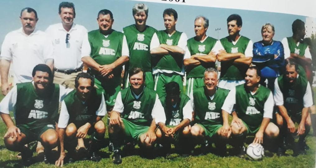 Cosmopolitano FC 2001