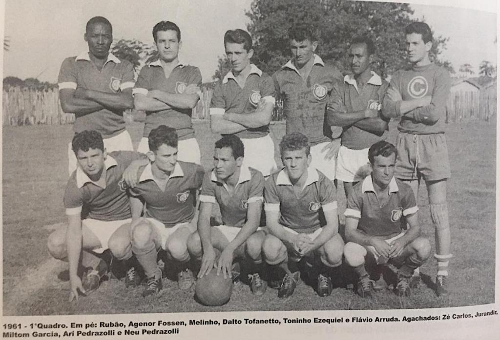 Cosmopolitano FC - 1961