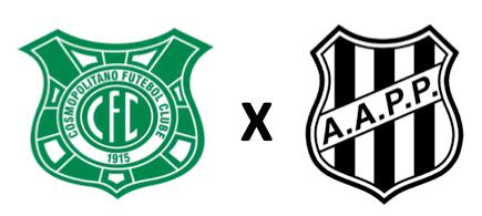 Cosmopolitano FC x AA Ponte Preta