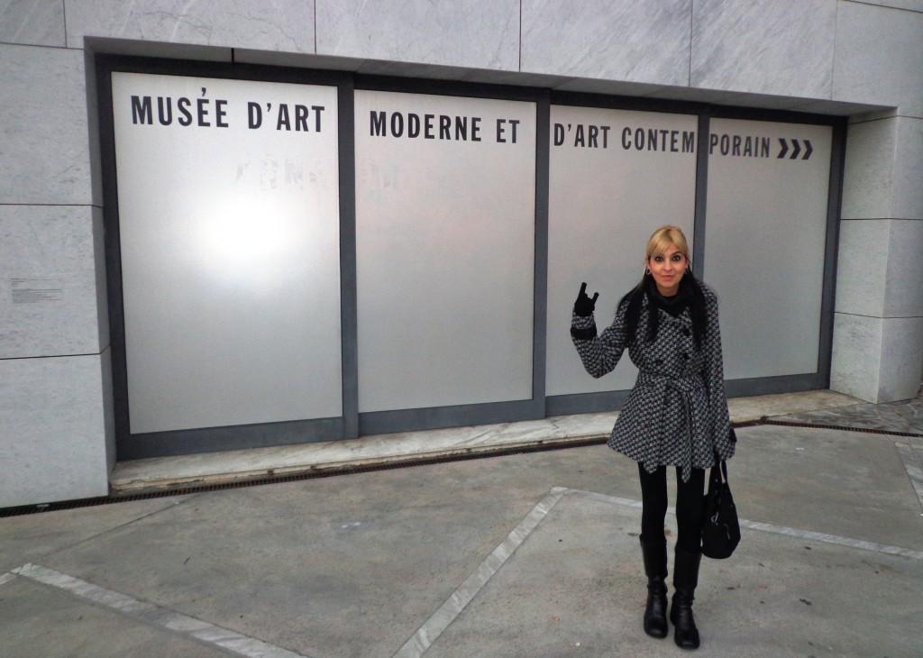 Museu da arte contemporanea de Nice - França